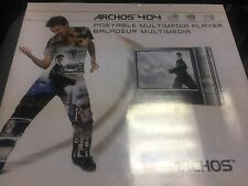 Archos 404 30GB Portable Multimedia Player DVR Recorder NEW