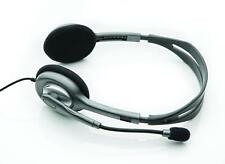 Auriculares Logitech Stereo Headset H110 .