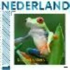 Nederland Ucollect animal life  kikker/frog 1  zegel postfris