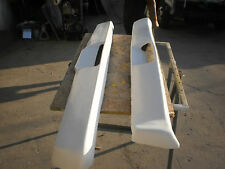 Valiant and Duster front or rear glass bumper 1970-72 race ready and light