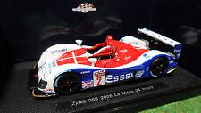 ZYTEK 06S LE MANS 2006 # 2 echelle 1/43 d EBBRO 862 voiture miniature collection