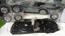 SHELBY COBRA 289 Noir au 1/12 GMP G1202605 voiture miniature 1000 pièces
