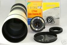650-2600mm Lens KIT For Samsung NX5 NX10 NX100 NX-10 NX1000 NX2000 + Filter ++