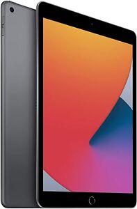 NEW - Apple iPad 8th Gen 32GB, Wi-Fi, 10.2 in - Gray (2020 MODEL) (NO BOX)