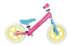 "No Balance Bike Vivo V2.2 12"" EVA pink blue No Pedal Push Bicycle"