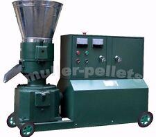 Pelletpresse pp260c 15kw pellet Mill Pelletiere pellet holzpellet alimentos para animales