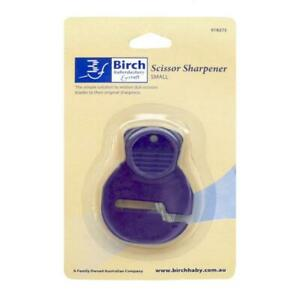 Birch Scissor Sharpener - small