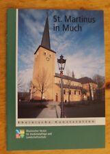 Rheinische Kunststätten Heft 432 1998 St. Martinus in Much