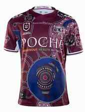 Manly Sea Eagles 2020 NRL Mens Indigenous Jersey Sizes S-7XL BNWT