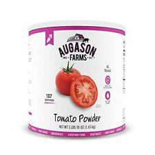 Augason Farms Tomato Powder Emergency Food Storage 3 lbs 10 oz No. 10 1 Can