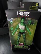 "New listing She-Hulk (Jennifer Walters) Marvel Legends Series Hasbro 6"" Action Figure"