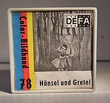 """08 029 DDR Color-Bildband """"Hänsel und Gretel (78)"""""""