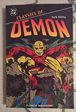 DEMON Jack Kirby - CLASSICI DC planeta de agostini RARISSIMO