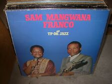 SAM MANGWANA / FRANCO / TP OK JAZZ for ever ( world music ) france