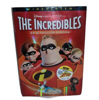 Disney Pixar The Incredibles DVD 2-Disc Collector's Edition Slipcover, Jack Jack