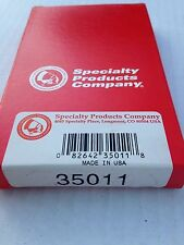 Specialty Products Co 35011 Alignment Tandem Peterbilt Shims 1/16 Inch (6)