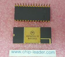 1x Motorola DSP56200L10 ,IC, Digital Filter, CMOS, CDIP-28 GOLD