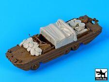 Black Dog 1/72 DUKW Amphibious Truck Accessories Set (for Italeri 7022) T72069