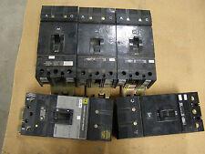 SQUARE D KA26200AC I-LINE PLUG-IN BREAKER 2 POLE 200 AMP 600 VOLT TYPE KA 26200