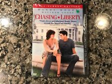 Chasing Liberty New Sealed Dvd! 2004 Teen Romance! See) First Daughter