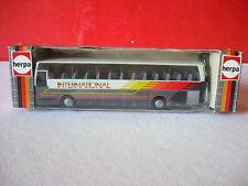 HERPA BUS CAR INTERNATIONAL en boite 1/87