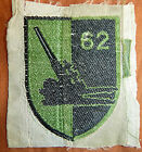 Original Silk Patch - 62n ARTILLERY Bn - ARVN - SAIGON ARMY - Vietnam War - 3967