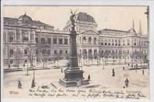AK Wien I, Universität, 1905