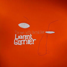 """Laurent Garnier : Man With the Red Face Vinyl 12"""" EP (2001) ***NEW***"""