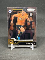 2019-20 PEDRO NETO PANINI CHRONICLES PREMIER LEAGUE PRIZM UPDATE ROOKIE RC #339