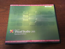 Visual Studio 2005 Standard Edition - Academic License - Complete