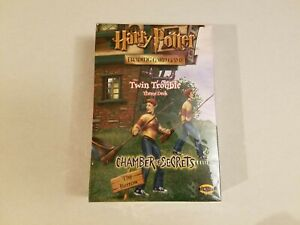 Harry Potter TCG Cards - Chamber of Secrets Twin Trouble Theme Deck - New CoS