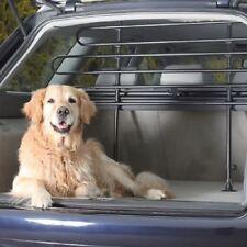 Griglia divisorio per auto cani P 85–140 x H 75–110 cm universale in metallo!