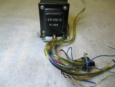 SONY TC651 Multi-Voltage International Power Transformer