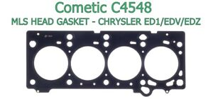 Cometic C4548-030 MLS Head Gasket for DODGE SRT4 TURBO 03-05 2.4L 87.5mm x 0.8mm