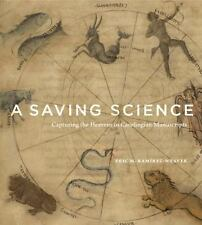 A SAVING SCIENCE - RAMIREZ-WEAVER, ERIC M. - NEW HARDCOVER BOOK