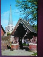 POSTCARD LONDON ST.MARY'S CHURCH - HARROW ON THE HILL