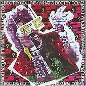 Bootsy Collins - What's Bootsy Doin'? (2010)  CD  NEW/SEALED  SPEEDYPOST