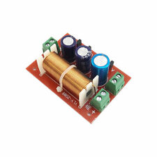 Treble  Bass Frequency Divider 2 Way Speaker Audio Crossover Filters Ajustable