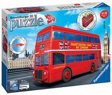 Ravensburger 12534 - Autobús Londinense- puzzle 3D- 216 piezas