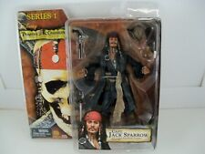 Pirates of the Caribbean DRUNK Smiling Jack Sparrow 7in Figure NECA NEW Series 1