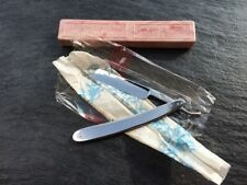 Wapienca, Wapienica,SFK NOS straight razor with box, vintage, polland