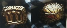 WNBA Houston COMETS 1999 & 2000 Championship Champs Replica Ring SGA RARE