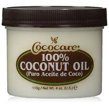 Cococare Coconut Oil, 4 oz (Pack of 7)