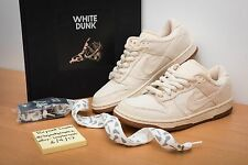 Nike SB Dunk Low Tokyo 8 Muslin White Dunk 2003 B Grade Paris London NYC 7.5 8.5