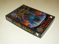 Commodore 64 / C64 DISK ~ Castle Master / The Crypt ~ Incentive Software