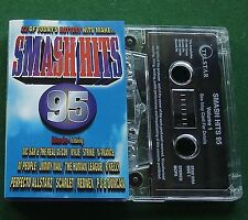 Smash Hits 95 M People Human League Kylie Jimmy Nail + Cassette Tape - TESTED