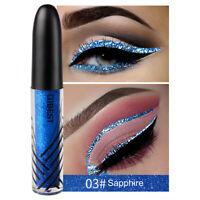 Pigmento Eyeshadow Maquillaje de ojos Lápiz Delineador de ojos líquido
