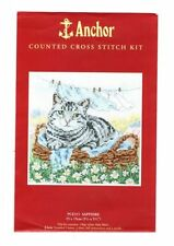 Anchor Cross Stitch Patterns & Instructional Media