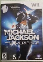 Wii~Michael Jackson: The Experience - Special Edition  ☆No Scratches☆CIB PERFECT