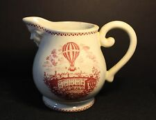 Vintage HOT AIR BALLON Pitcher - American Beauty Collection - Japan